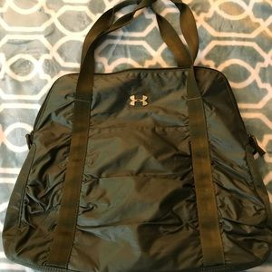 """Under Armour Bags - Under Armour """"Gotta Have It"""" Tote in Olive Green b3698c353b"""